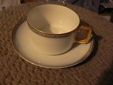 Heinrich (H&Co) Imperial Shape cup and saucer () 3 available