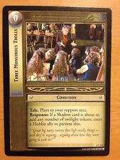 Lord of the Rings CCG Realms Elf-Lords 3C114 Three Monstrous Trolls X2 LOTR TCG