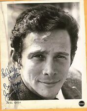 Joel Grey-signed vintage photo-28 a - coa