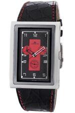 Lorenz Men's 025923DD TB7 Big Rectangular Chronograph Watch