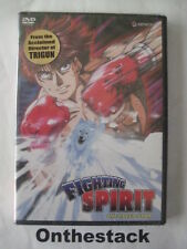Fighting Spirit DVD Vol. 9: The Speed Star (2005).  Sealed!