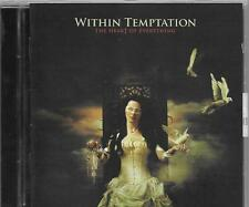 CD ALBUM 11 TITRES--WITHIN TEMPTATION--THE HEART OF EVERYTHING--2007