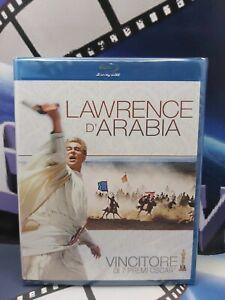 Lawrence D'Arabia - (1962) (Blu Ray) ...Blu Ray ...NUOVO