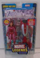 Marvel Legends: Scarlet Witch Action Figure (2005) Toy Biz New Unopened