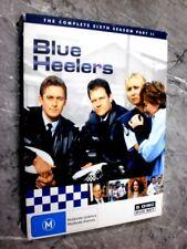 Blue Heelers : Season 6 : Part 2 (DVD, Region 4, 5-Disc Set) GM7