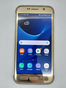 Samsung Galaxy S7 Active SM-G891A - 32GB - Sandy Gold (AT&T) *Check IMEI*