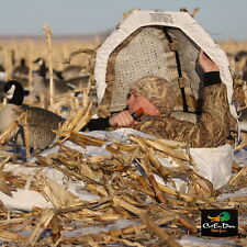 NEW AVERY GREENHEAD GEAR GHG POWER HUNTER LAYOUT GROUND BLIND WHITE SNOW COVER