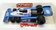 Modellini statici di auto da corsa Formula 1 tyrrell scala 1:16