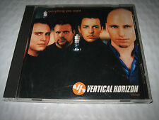 Everything You Want [US CD Single] [Single] by Vertical Horizon (CD, Apr-2000, R