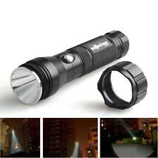 HOT Flashlight Torch Lamp Torch 3500 Lumens 3Modes CREE XML T6 LED 18650 Battery