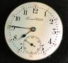 Vintage Tavannes Pocket Watch Movement Parts/Repair 6s 7j Swiss