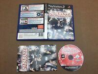 Paparazzi - Sony Playstation 2 (TESTED/WORKING) UK PAL