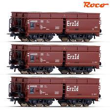 Roco 67148 H0 Erzwagen-Set der DB 3-teilig ++ NEU & OVP ++