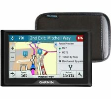 "GARMIN Garmin Drive 51LMT-S UK 5"" Sat Nav - UK & ROI Maps & Case"