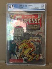 Tales Of Suspense #41 PGX 6.5 Not CGC