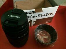 Tamron Objectif AF 70-300mm F/4-5,6 Di LD IF Macro 1/2 - Monture Canon