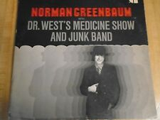 Norman Greenbaum With Dr. West's Medicine Show And Junk Band VG+ Gregar 101 LP