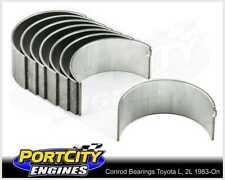 Conrod Bearing set for Toyota 4cyl L 2.2L 2L 2.4L Hilux LN56 LN60 1983 on 4B1730