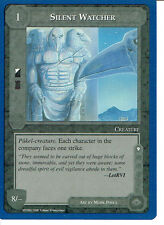 MIDDLE EARTH BLUE BORDER PREMIER RARE CARD SILENT WATCHER
