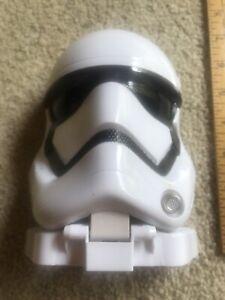 Star Wars TFA Micro Machines First Order Stormtrooper Head Playset Hasbro 2015