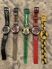 Mighty Morphin Power Rangers Watch Lot