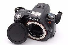 Sony Alpha SLT-A55 16.2MP Digital SLR Camera - Black (Body Only)