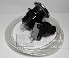 Spa Pedicure Chair parts Push Button / Air Button with micro switch and hose