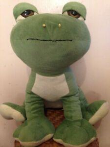 Anna Club Plush 17 Inch Frog