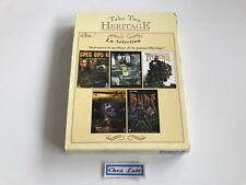 Take Two Heritage (Spec Ops II, GTA 2, Rune, Railroad Tycoon II, H&D) - PC - FR