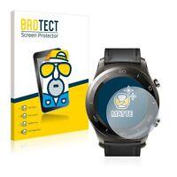 Huawei Watch 2 , 2x  BROTECT® Matte Screen Protector anti-glare, coated