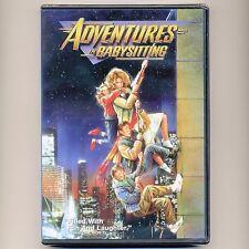 Adventures in Babysitting 1987 PG-13 action comedy movie, new DVD Elisabeth Shue