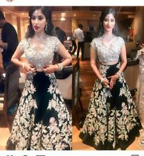 Lehenga Choli Chunri Designer Lehanga Party Wear Indian Ethnic Lengha Ghagra