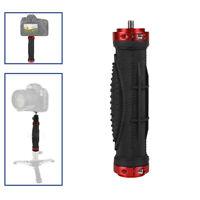 """Handheld Holder Handle Grip Stand Tripod Stabilizer 1/4"""" For DSLR Camera jf"""