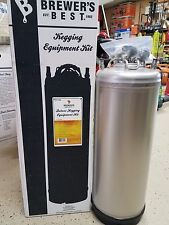 Brewers Best Home Brewing Deluxe Kegging Equipment Kit