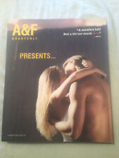 ABERCROMBIE & FITCH A&F SUMMER 2003 QUARTERLY CATALOGUE CATALOG FASHION MAGAZINE