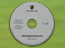 NAVIGATION CD FRANKREICH 2009 PORSCHE PCM 2.0 CAYENNE CAYMAN BOXSTER 911 996