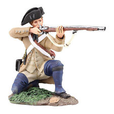 BRITAINS SOLDIERS 16037 - Colonial Militia Kneeling Firing No.1