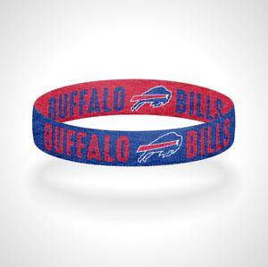 Reversible Buffalo Bills Bracelet Wristband Bills Mafia Circle the Wagons