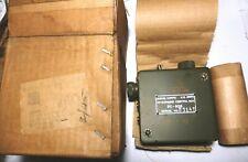 INTERPHONE BOX BC606 less H Signal-Corps US NOS NIB guerre de Corée