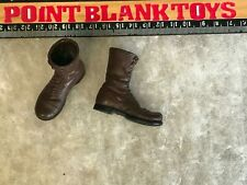 Unknown Brand Wwii Us Boots 1/6 Action Figure Toys