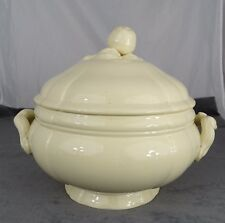 Antique French Large Soup Tureen - From Digoin Sarreguemines 1900