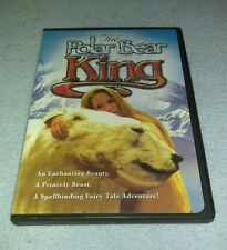 The Polar Bear King RARE oop