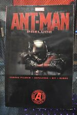 Ant-Man Prelude Marvel Cinematic Universe Movie TPB Avengers Scott Lang Wasp