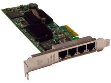 NEW Dell intel Pro 1000 VT PCI-E Quad Port Network Interface Card -0H092P OYT674