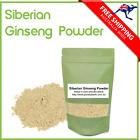 Siberian, American Ginseng (Eleutherococcus senticosus) Root Powder Herb Herbs
