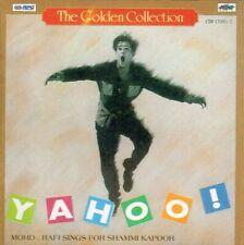 Yahoo. Moh. Rafi Sings For Shammi Kapoor.  2-Audio-CDs