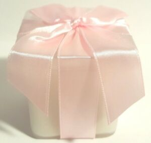 Frosted Glass Votive Candle  (1) - Party Supplies
