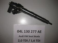 VW GOLF 7 5 Q AUDI A3 8V 1,6 2,0 TDI INJECTEUR INJECTEUR INJECTEUR 04l130277ae