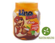 Lino Lada Duo Süsse Brotaufstrich Linolada Schokolade Schokocreme 350g
