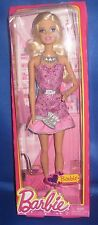 BARBIE COLLECTOR  FASHIONISTAS DOLL  BARBIE & FRIENDS BLONDE BARBIE DOLL, NEW
